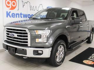 Used 2015 Ford F-150 XLT, Keyless Entry Keypad, Power Seats, Rear View Camera for sale in Edmonton, AB