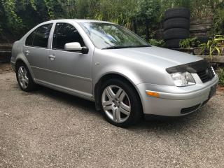 Used 2003 Volkswagen Jetta GLS for sale in Kitchener, ON