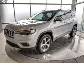 Used 2019 Jeep Cherokee LIMI for sale in Edmonton, AB
