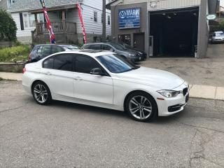 Used 2015 BMW 3 Series 328d xDrive for sale in Kitchener, ON
