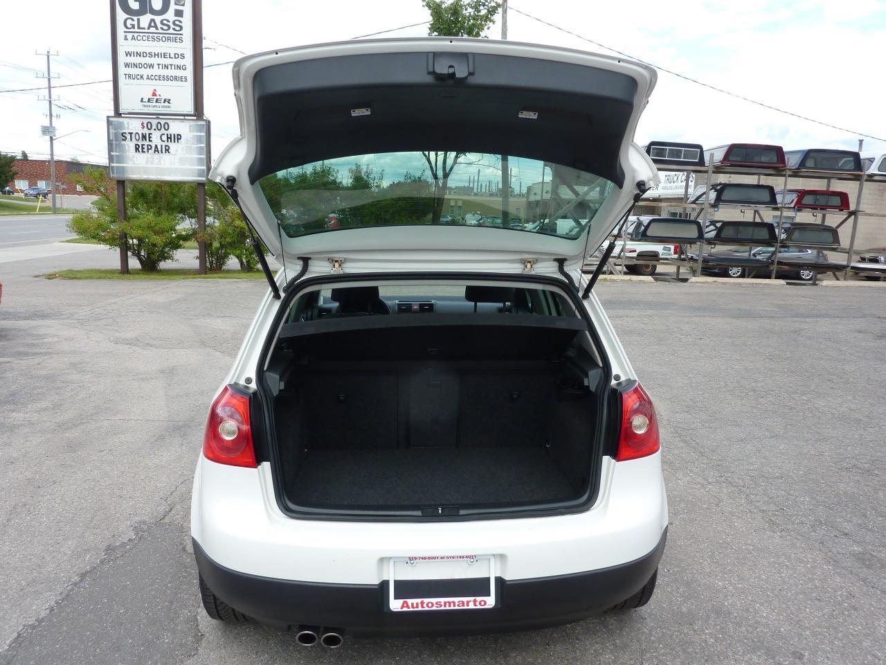 2008 Volkswagen Rabbit