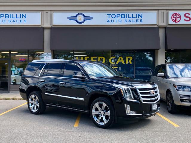 2016 Cadillac Escalade Premium Collection, Accident Free