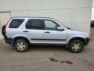 Used 2003 Honda CR-V EX Premium Wheels Cruise Control for sale in Red Deer, AB