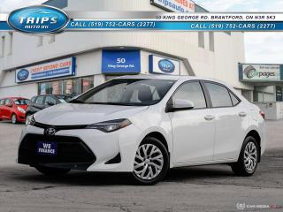 Used 2017 Toyota Corolla LE for sale in Brantford, ON
