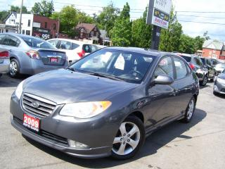 Used 2009 Hyundai Elantra GL,SPORT,A/C,SUNROOF,FOG LIGHTS,ALLOYS,KEY LESS for sale in Kitchener, ON