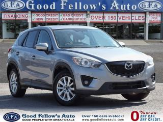 Used 2014 Mazda CX-5 GS MODEL, 2.5 LITER, FWD, REARVIEW CAMERA, SUNROOF for sale in Toronto, ON