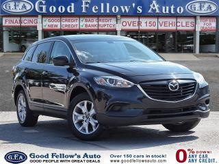 Used 2015 Mazda CX-9 GS MODEL, AWD, 6 CYL 3.7L, 7 PASSENGER, MOONROOF for sale in Toronto, ON