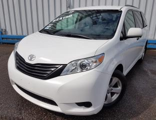 Used 2017 Toyota Sienna for sale in Kitchener, ON
