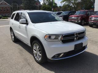 Used 2016 Dodge Durango Limited | AWD | Heated Seats for sale in Harriston, ON