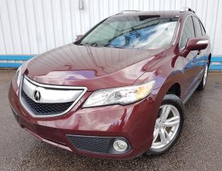 Used 2015 Acura RDX *LEATHER-SUNROOF* AWD for sale in Kitchener, ON