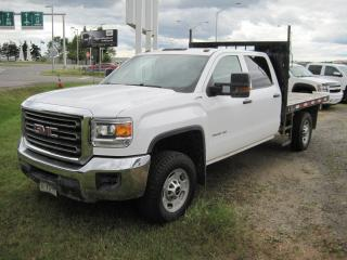 Used 2016 GMC Sierra 2500 W/T for sale in Thunder Bay, ON