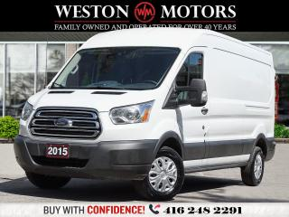 Used 2015 Ford Transit 250 A/C*REVERSE CAMERA*READY FOR WORK!!* for sale in Toronto, ON