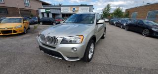 Used 2011 BMW X3 28i for sale in Etobicoke, ON
