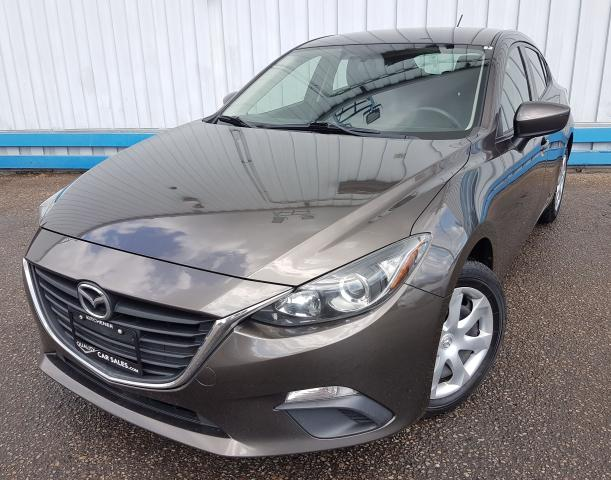 2015 Mazda MAZDA3 GX Hatchback *BLUETOOTH*