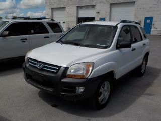 Used 2006 Kia NEW SPORTAGE for sale in Innisfil, ON