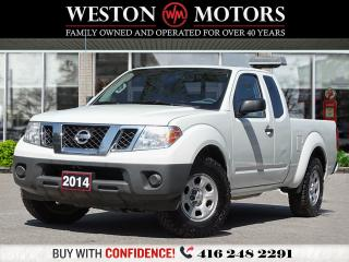 Used 2014 Nissan Frontier S*POWER GROUP*SHORT BOX!!!* for sale in Toronto, ON