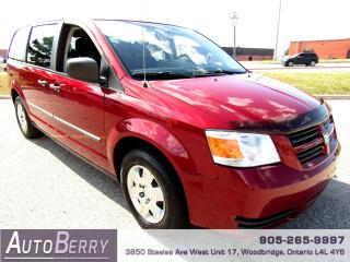 Used 2010 Dodge Grand Caravan SE - 3.3L - 7 PASSENGER for sale in Woodbridge, ON