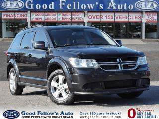 Used 2012 Dodge Journey SE MODEL, 5 PASSENGER, 2.4L 4CYL, BLUETOOTH, ALLOY for sale in Toronto, ON