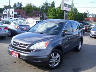 Used 2011 Honda CR-V EX,A/C,AWD,SUNROOF,ALLOYS,TINTED,CERTIFIED for sale in Kitchener, ON