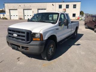 Used 2007 Ford F-250 Super Duty for sale in Innisfil, ON