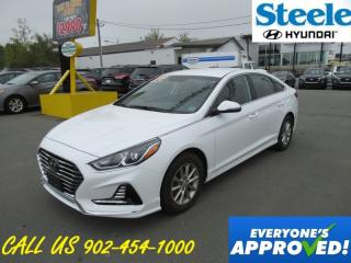 Used 2019 Hyundai Sonata Essential Backup Camera Heated Seats and more for sale in Halifax, NS