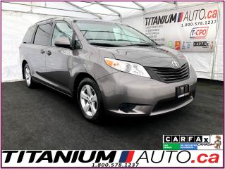Used 2017 Toyota Sienna Camera+3 Zone Climate Control+BlueTooth+Alloys+ for sale in London, ON