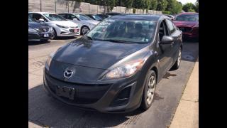 Used 2010 Mazda MAZDA3 GX for sale in Toronto, ON