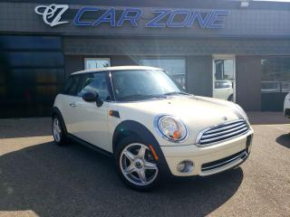 Used 2010 MINI Cooper COUPE ONE OWNER for sale in Calgary, AB