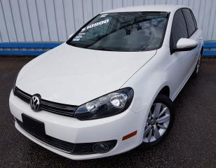Used 2012 Volkswagen Golf Comfortline TDI *DIESEL* for sale in Kitchener, ON