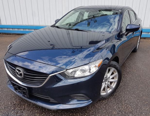 2016 Mazda MAZDA6 GX *NAVIGATION*