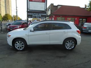 Used 2011 Mitsubishi RVR GT/ 4WD / PWR GROUP / PANO ROOF / LOADED / ALLOYS for sale in Scarborough, ON