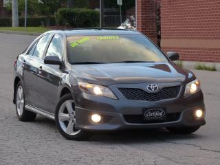 Used 2010 Toyota Camry LEATHER,SUNROOF,BLUETOOTH,POWER-HEATED SEATS, for sale in Mississauga, ON