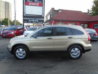Used 2008 Honda CR-V LX/ AWD/ MINT CONDITION / CERTIFIED / LOW KM / for sale in Scarborough, ON