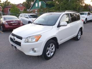 Used 2009 Toyota RAV4 LIMITED  for sale in Brampton, ON
