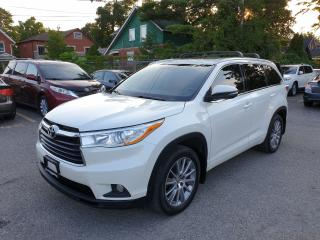 Used 2015 Toyota Highlander XLE for sale in Brampton, ON