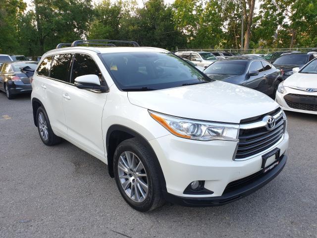 2015 Toyota Highlander XLE Photo3