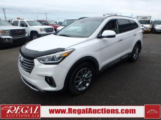 Used 2017 Hyundai Santa Fe XL Luxury 4D Utility AWD 3.3L for sale in Calgary, AB