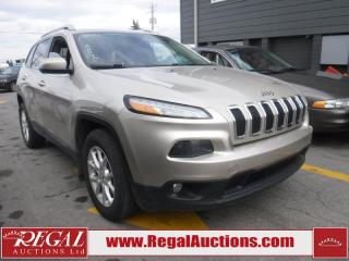 Used 2014 Jeep Cherokee North 4D Utility 4WD for sale in Calgary, AB