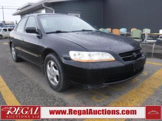 Used 1998 Honda Accord EX 4D Sedan FWD for sale in Calgary, AB