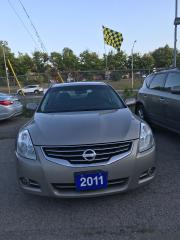 Used 2011 Nissan Altima AFFORDABLE IMPORT SEDAN CLEAN ALL AROUND for sale in Toronto, ON