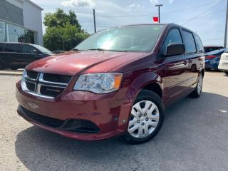 Used 2017 Dodge Grand Caravan *7 PASSENGER* STOW*GO* for sale in London, ON