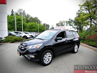 Used 2016 Honda CR-V EXL for sale in Port Moody, BC