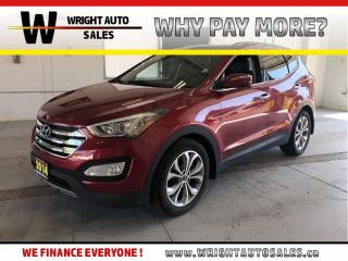 Used 2014 Hyundai Santa Fe Sport Limited|NAVIGATION|LEATHER|MOON ROOF|127,918 KMS for sale in Cambridge, ON