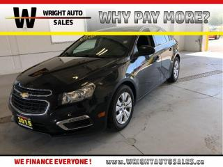 Used 2015 Chevrolet Cruze 1LT|LOW MILEAGE|BACKUP CAMERA|BLUETOOTH|28,474 KM for sale in Cambridge, ON