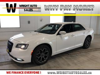 Used 2018 Chrysler 300 S|LEATHER|APPLE CAR PLAY/ANDROID AUTO|51,485 KMS for sale in Cambridge, ON