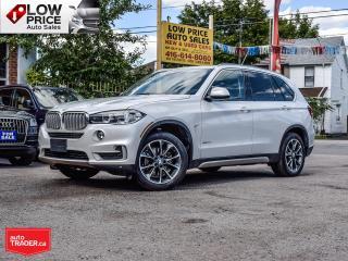 Used 2016 BMW X5 Panoramic*Navi*HUD*BlindSpot*FullOpti* for sale in Toronto, ON