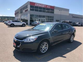Used 2016 Chevrolet Malibu LT for sale in Grimsby, ON