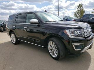 Used 2018 Ford Expedition Platinum 4x4, MOONROOF, POWER BOARDS, SYNC 3 for sale in Fort Saskatchewan, AB