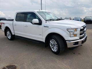 Used 2015 Ford F-150 Lariat for sale in Fort Saskatchewan, AB