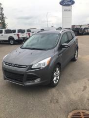 Used 2014 Ford Escape TITANIUM 400A PKG, 2L, MOONROOF, NAVIGATION, SYNC for sale in Fort Saskatchewan, AB